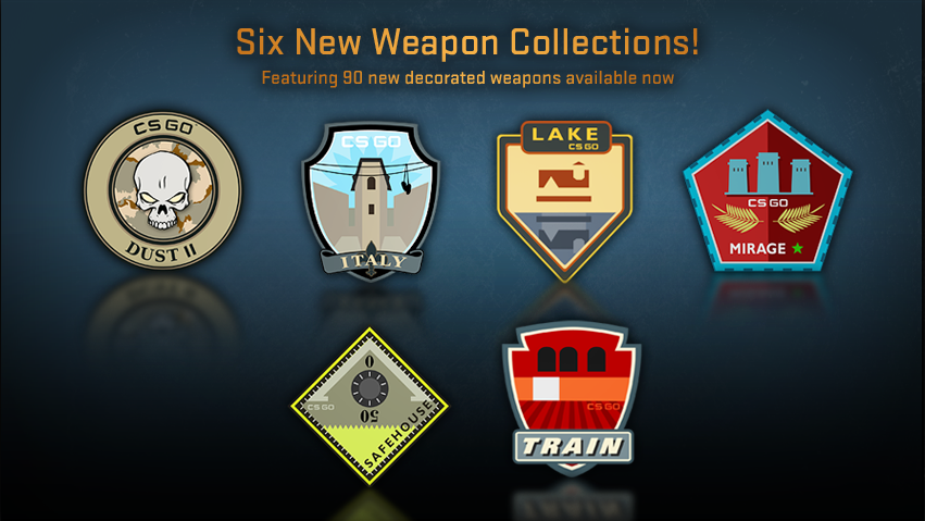 NewWeaponCollections
