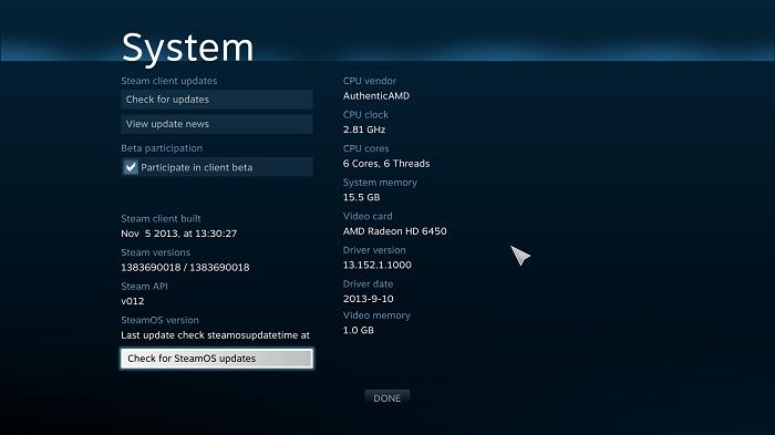 systemsm