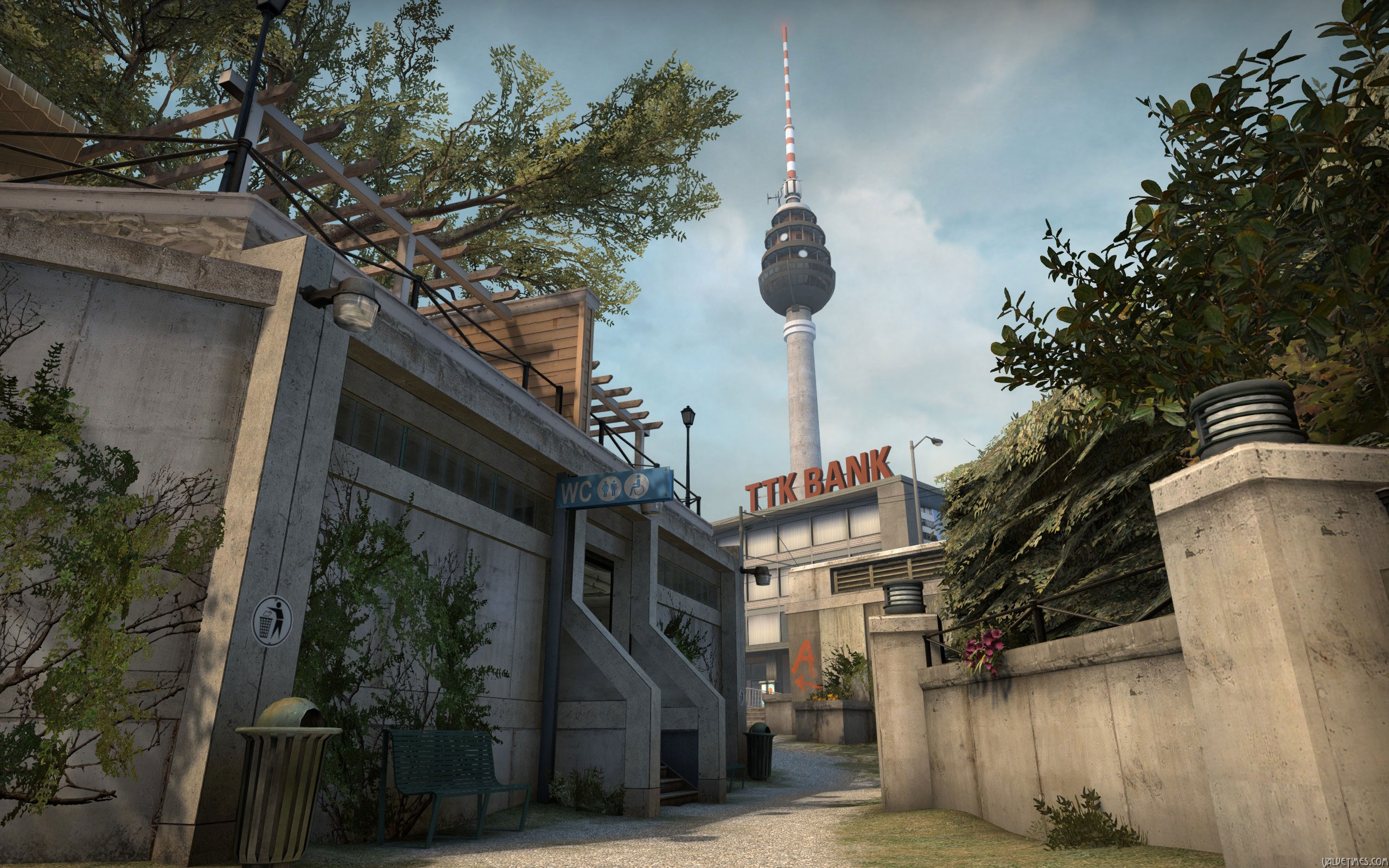 Counter-Strike: Global Offensive Overpass