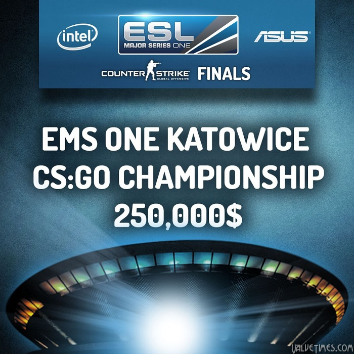 Counter-Strike:Global Offensive EMS One Katowice