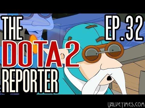 Dota 2 reporter репортер 31