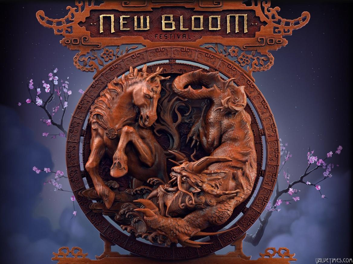 Dota 2 новоцвет new bloom