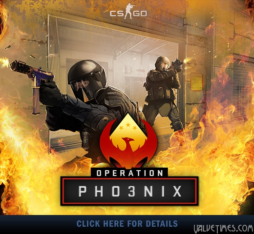 Counter-Strike:Global Offensive Operation Phoenix Операция Феникс