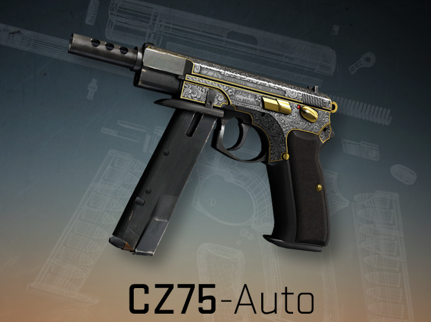 Counter-Strike:Global Offensive CZ75-Auto