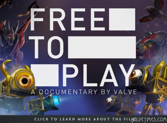 Free To Play Valve film Dota 2 the international