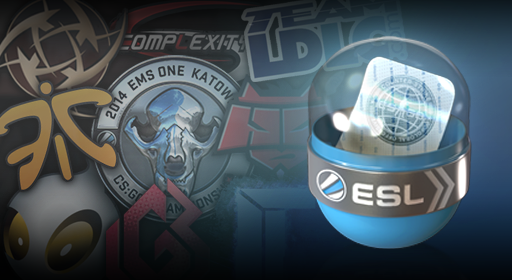 Counter-Strike:Global Offensive  EMS One Katowice 2014