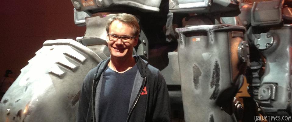 Максим Аристов - 3D моделлер Valve