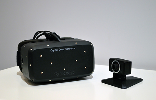 Virtual Reality Oculus VR Crystal Cove
