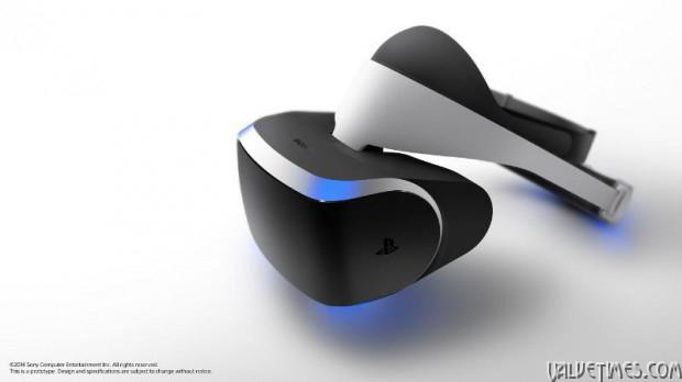 Virtual Reality Project Morpheus