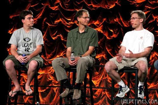 Michael Abrash переходит из Valve в Oculus VR