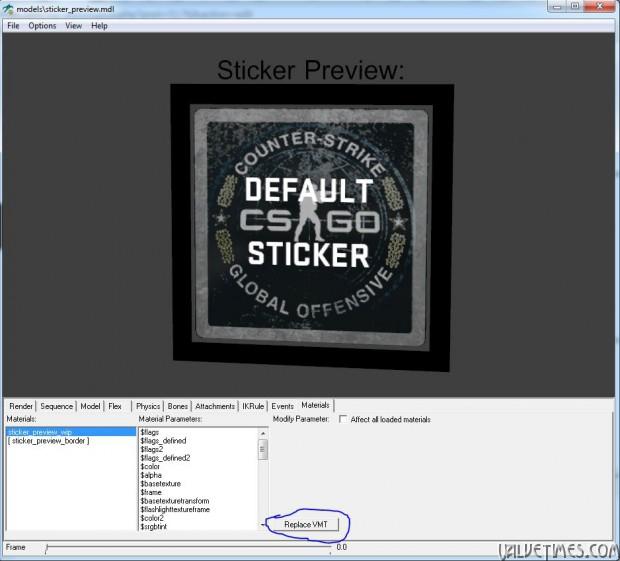 Counter-Strike:Global Offensive наклейка/стикер гайд