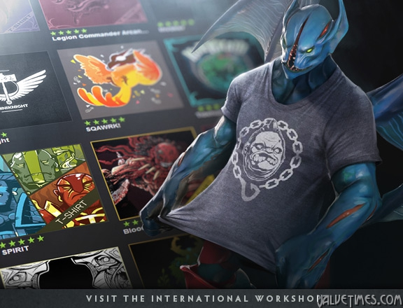 Dota 2 The International Secret Shop