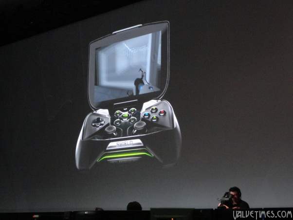 Portal на Nvidia shield