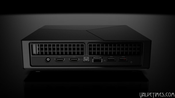 Alienware Steam Machine Alpha