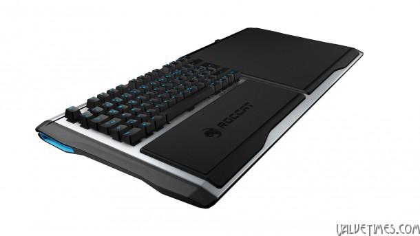 Roccat Sova - клавиатура для Steam Machines