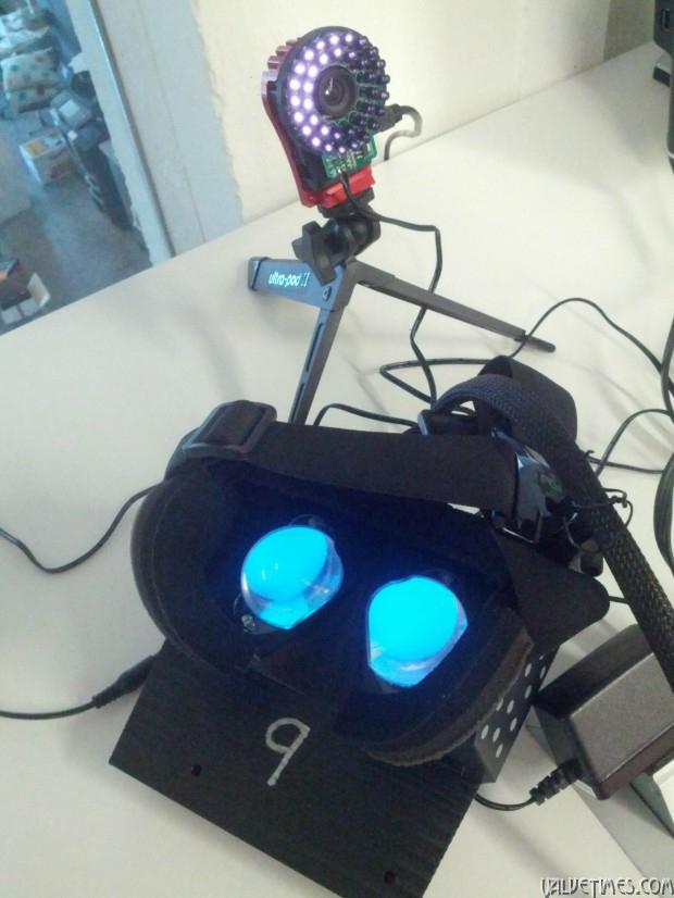 Шлем VR от Valve Boston VR