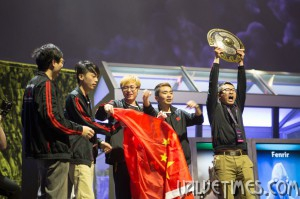 Dota 2 the International Newbee