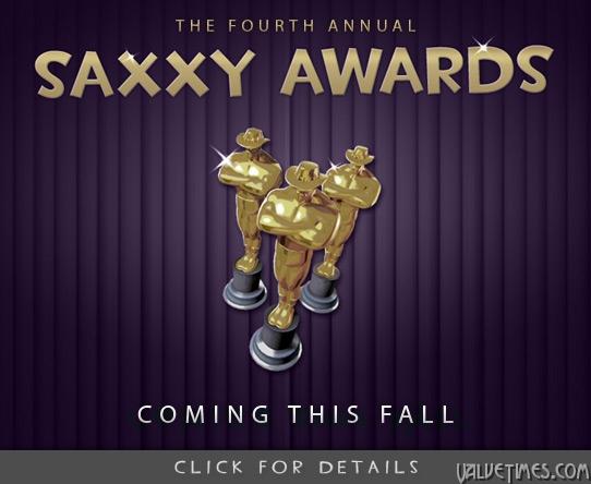 Ежегодная Премия Saxxy 2014