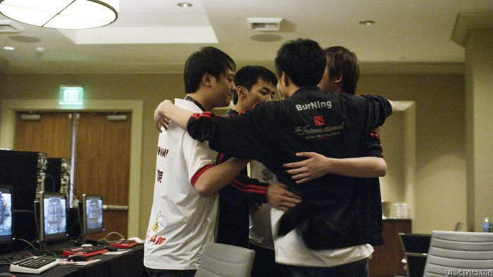 Dota 2 The International 4