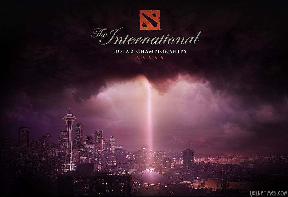 Dota 2 The International 4 2014