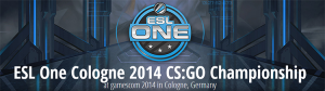 ESL One Cologne 2014 CS:GO Championship