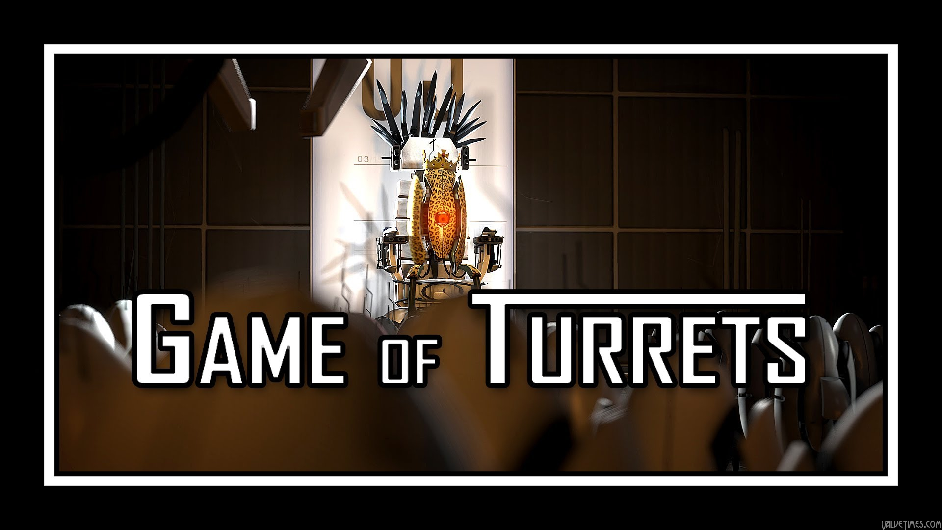 Portal — Game Of Turrets