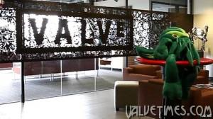Работа в Valve