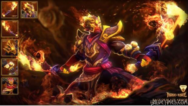"""""""Blaze Armor"""""""
