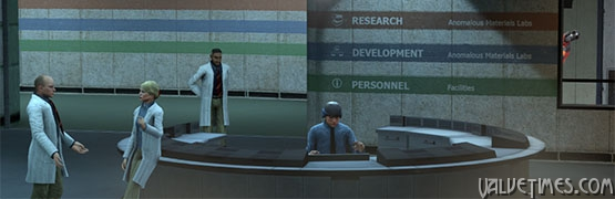 SFM Black Mesa DLC