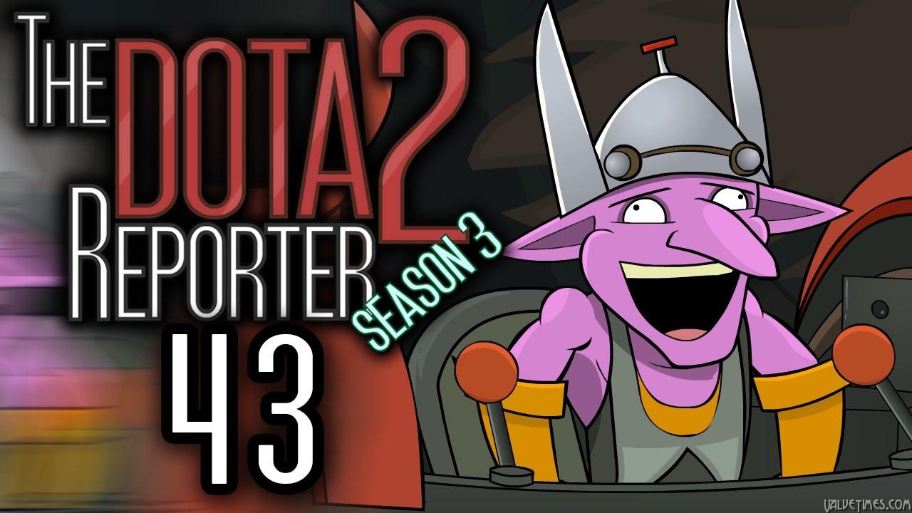The DOTA 2 Reporter Ep. 43: Top Heavy