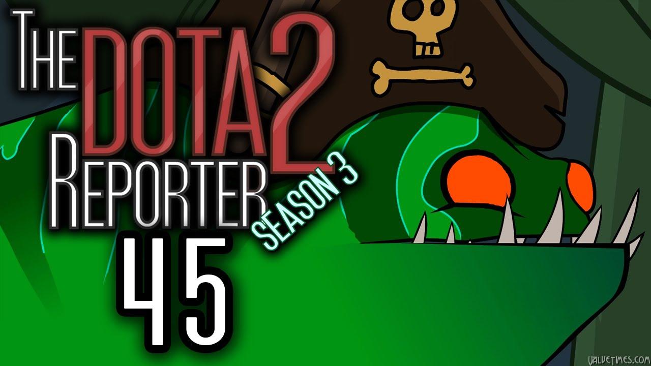 The Dota 2 Reporter Ep. 45: The Turnaround