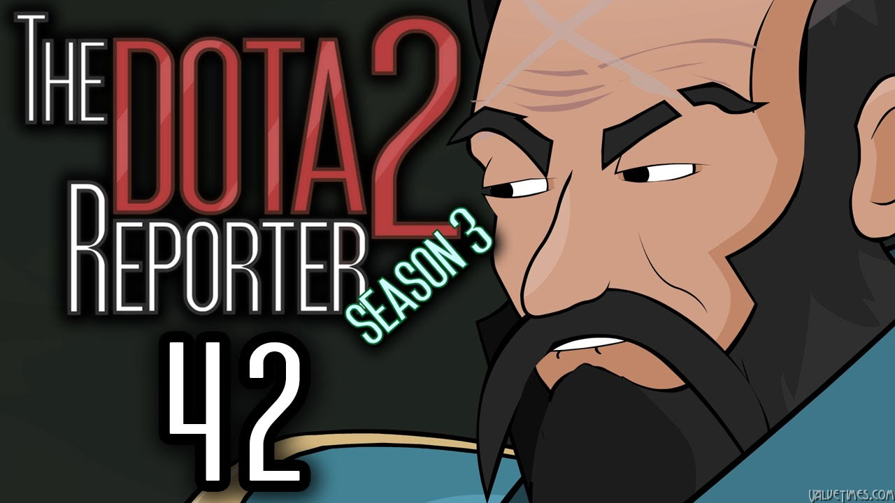 The Dota 2 Reporter. Episode 42: Blood and Blunder