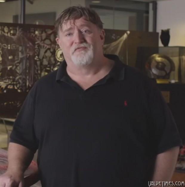 Новый стиль Gabe Newell