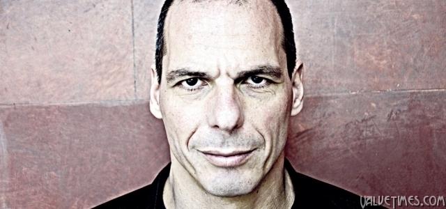 Yanis Varoufakis - интервью со штатным экономистом Valve