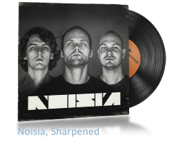 Dutch Electronic Trio Noisia brings a tough, cinematic feel with a unique blend of tradition and progression.