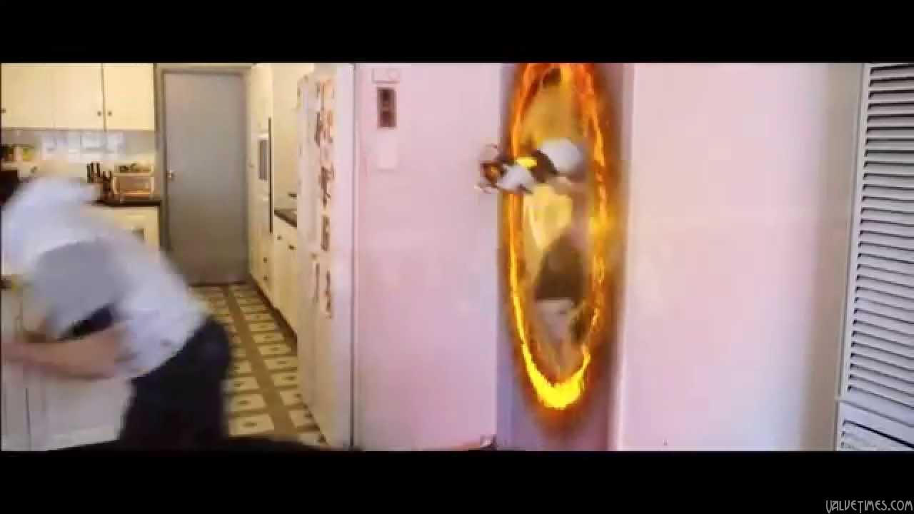 Portal Gun Duel