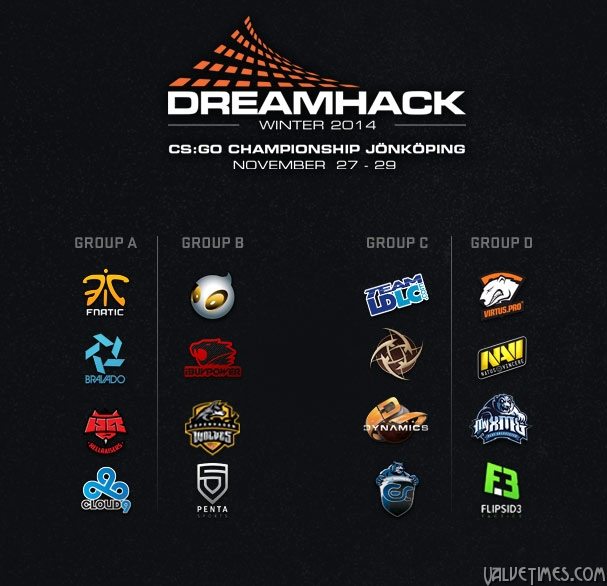 CSGO: DreamHack 2014