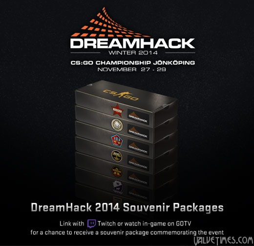 CSGO DreamHack 2014