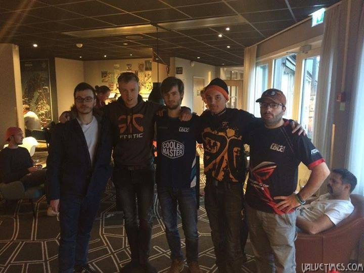 fnatic покинули турнир DreamHack 2014 Из-за использования эксплойта карты Overpass