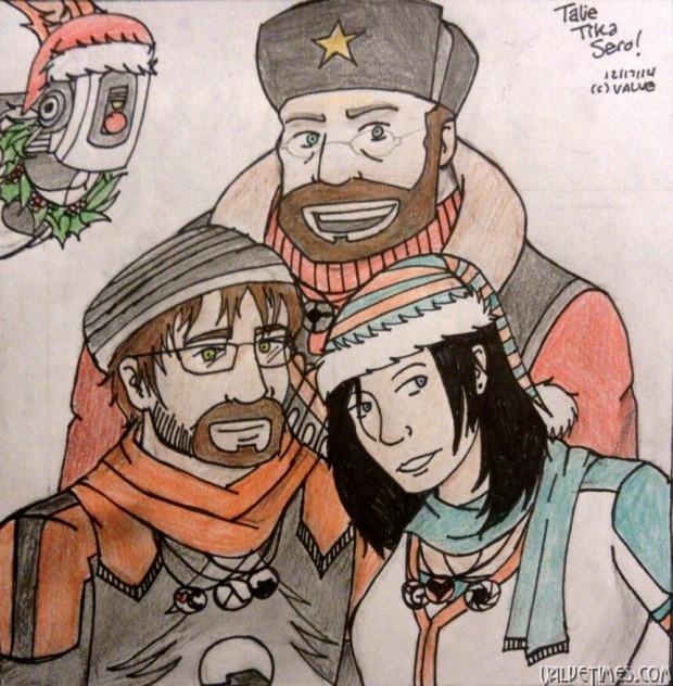Лучшие арты декабря 2014 TF2