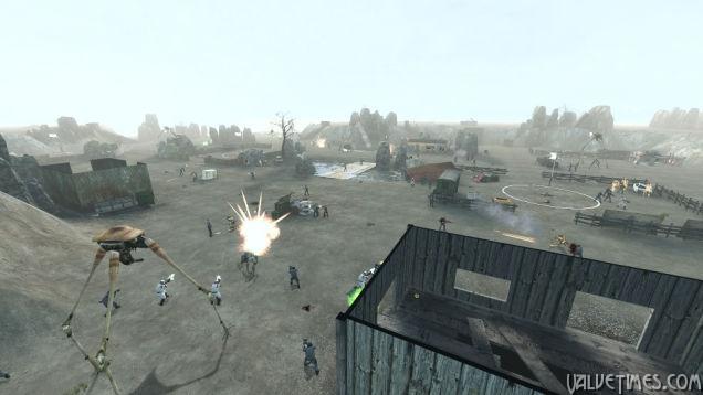 Lambda Wars - Стратегическая игра на базе Half-Life 2