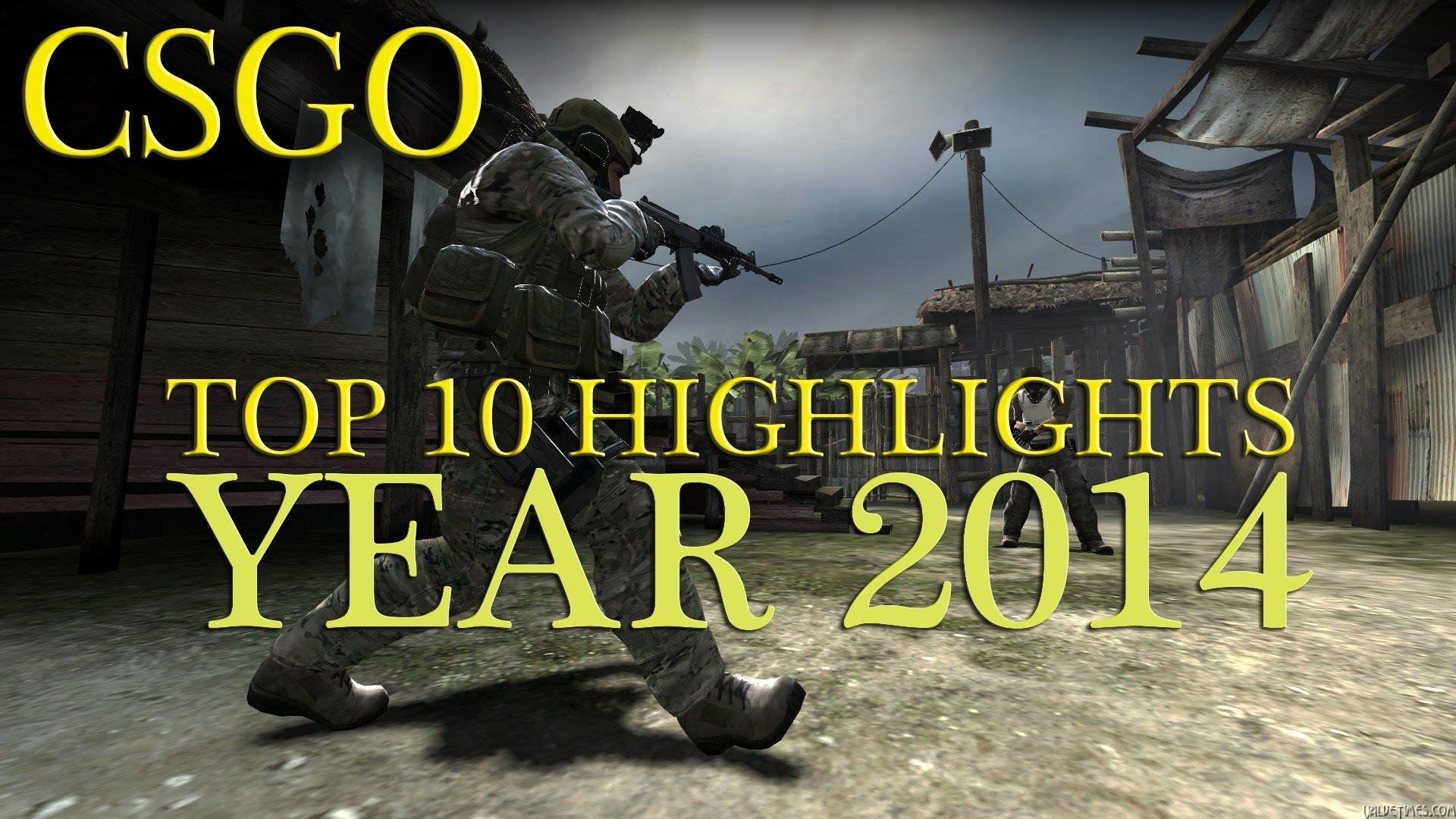 Яркие моменты CS:GO в 2014 году