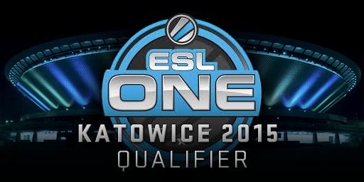 ESL One Katowice Отборочный тур