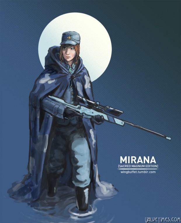 Military Dota Mirana