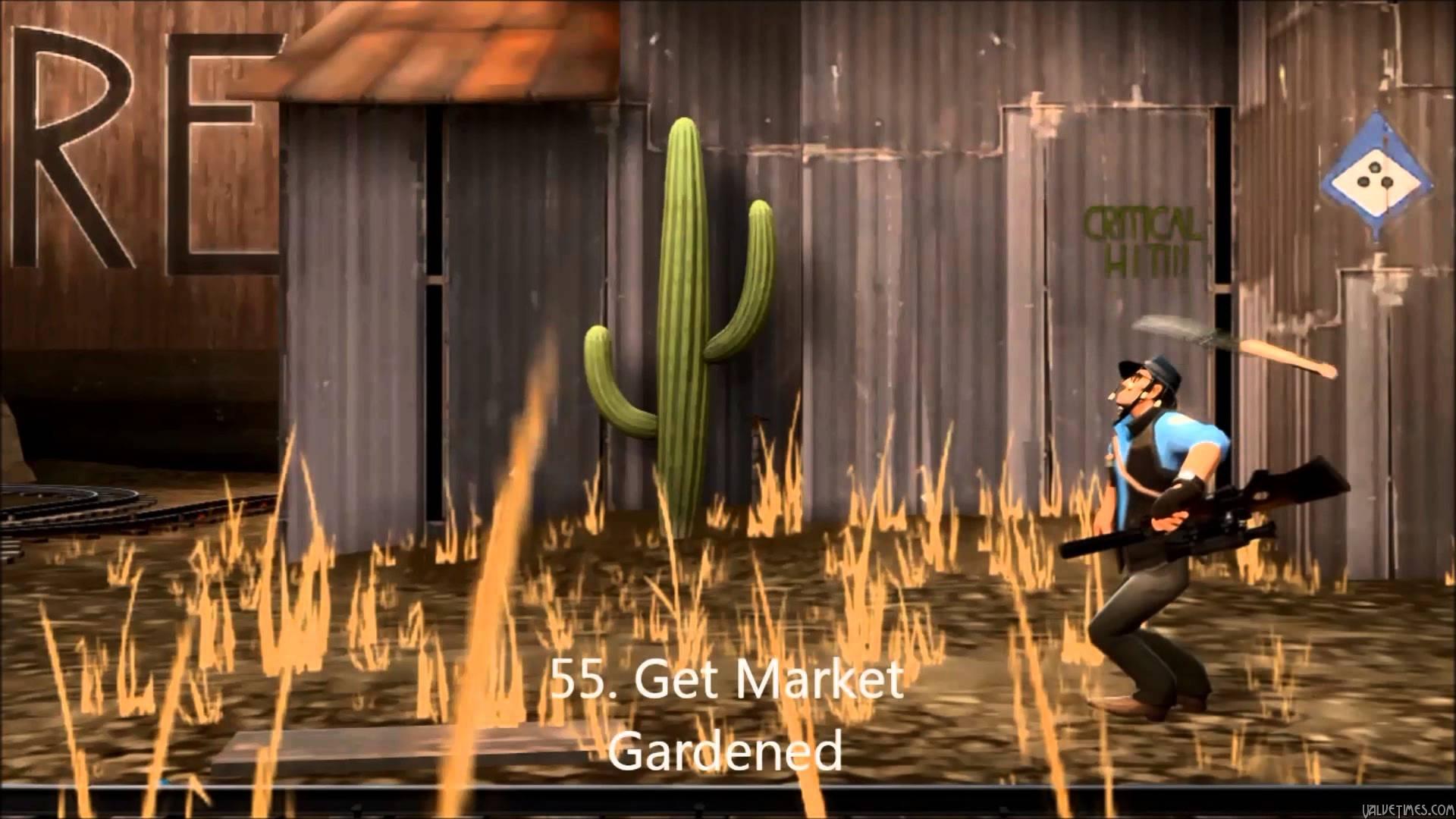 Сто способов глупо умереть в Team Fortress 2 — два видео