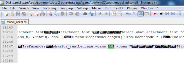 Найдены отсылки к HL3 в коде Dota 2 workshop tools