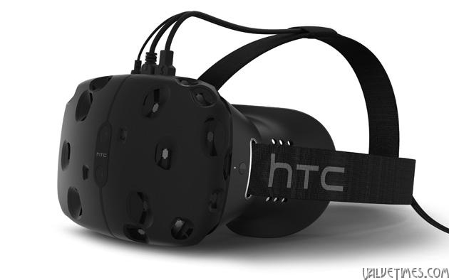 Vive VR от HTC и Valve