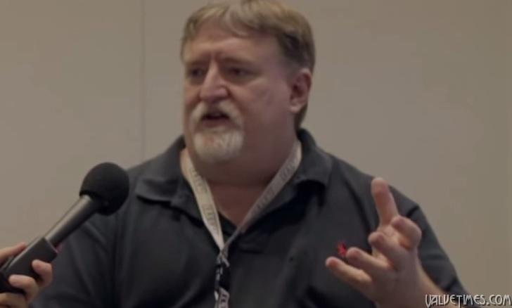 Gabe Newell gdc 2015