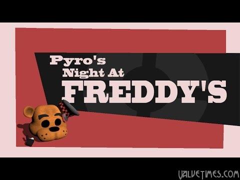 Поджигатель и Night at Freddy's