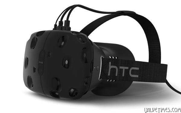 SteamVR от HTC